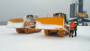 Russian tractors export