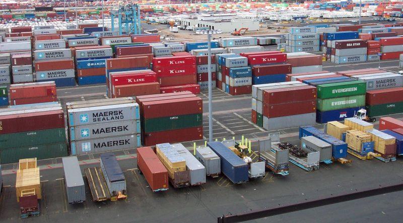 Cargo reloading