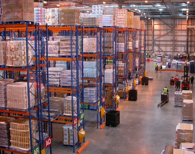 Warehousing in Russia